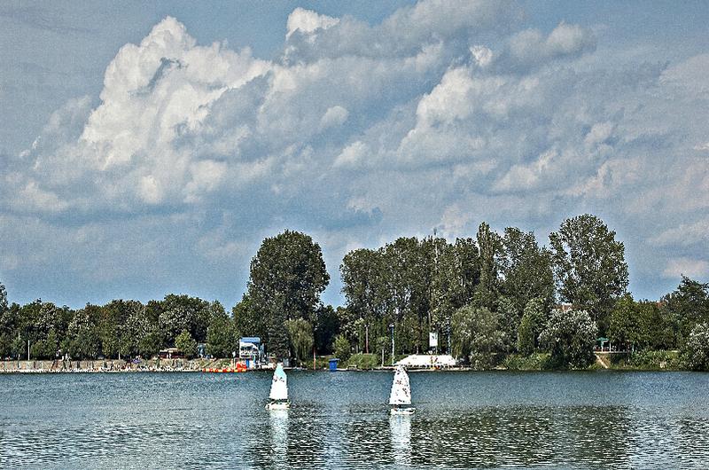 Gradsko jezero а - Naslovna