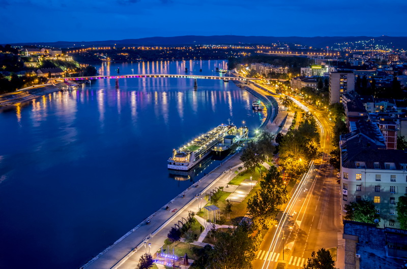 Novi Sad Danube а - www.novisad.travel