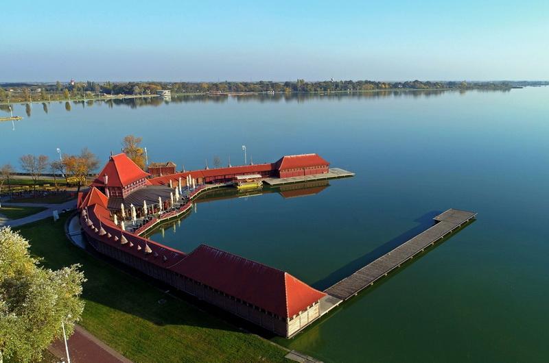 Palicko jezero 2а - drone.galax.rs