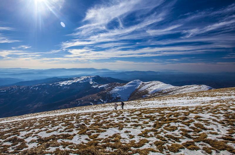 Stara planina a - Naslovna