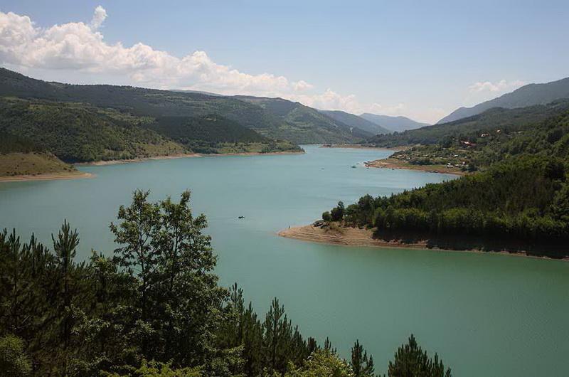 Zavojsko jezero 1а