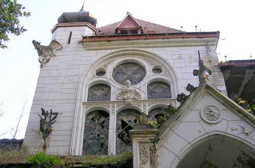 Dvorac Spiccerovih 3б - dvorci.info