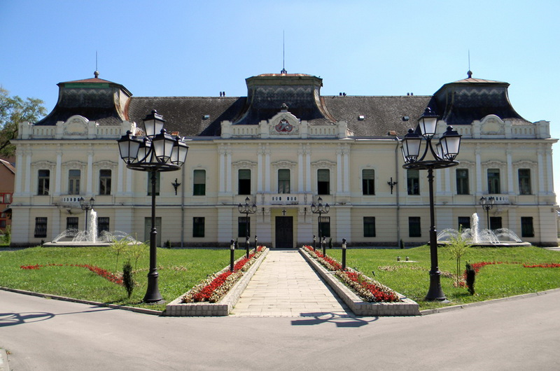 Vladicanski dvorac, Vrsac 6a - to.vrsac.com