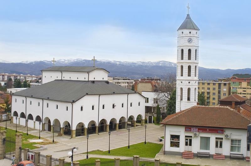 Vranje - Saborni hram Sv.Trojice
