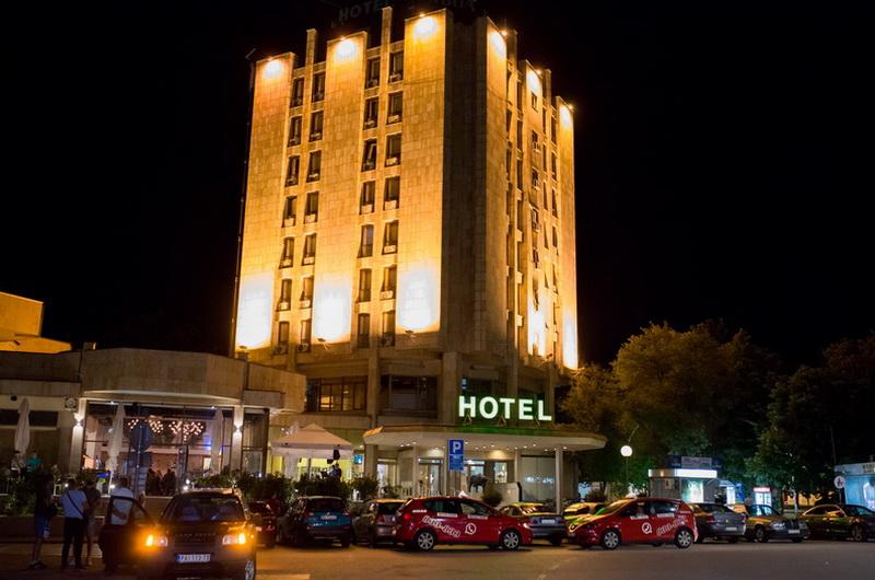 Hotel Srbija, Vrsac 1